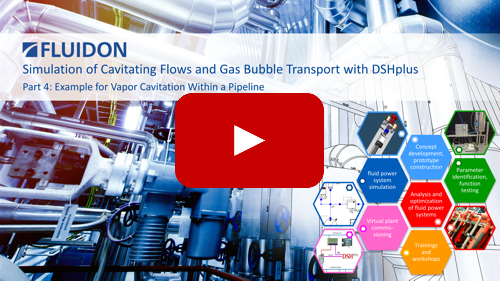 Simulation of Cavitating Flows and Gas Bubble Transport with DSHplus - Part 4_Startbild_Pfeil.png