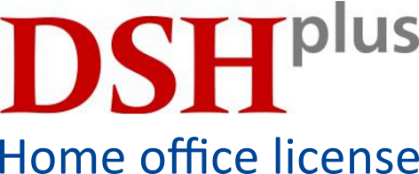 DSHplus Home office license.png